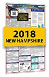 2018 New Hampshire All-In-One Labor Law Posters for Workplace Compliance