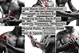 Luxe Wave XM7 Cordless Dual Motor Percussion Massager