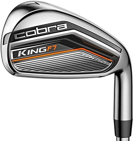 B085L153XF Cobra King F7 Iron Set 5-PW Project X Pxi 5.5 Steel Stiff Right Handed 37.75in 51p9SJ6P78L.