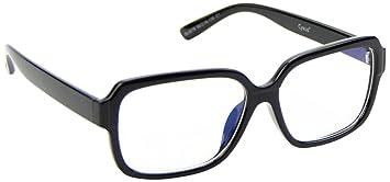 60095a56514 Amazon.com  Cyxus Blue Light Filter Glasses  Transparent Lens ...