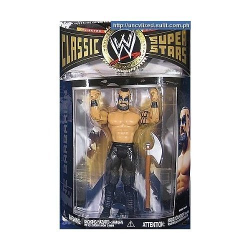 WWE Wrestling Build N 'Brawl Series 3 mini 4 inches Action Figure MVP (With Cage Wall) by WWE