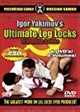 Igor Yakimov - Ultimate Leg Locks Of Russian Sambo - Leglock Submission Techniques For Mixed Martial Arts, Sambo Instructional DVD