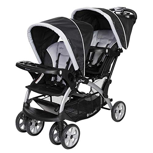 Baby Trend Sit N Stand Infant Toddler Twin Tandem 2