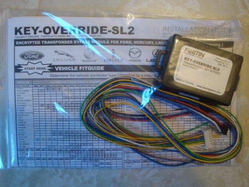 PATS Bypass Kit-model:KEYOVERSL2 ()