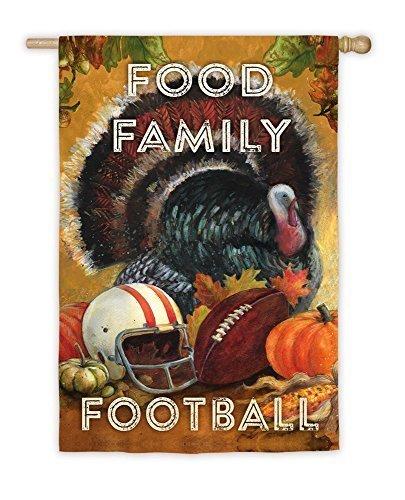 feng cai Enterprises 13S3511 Food Family Football Garden