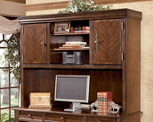Ashley Furniture Signature Design - Hamlyn Home Office De...