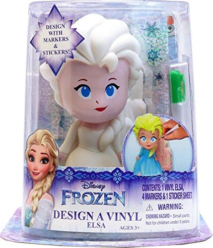 Disney Frozen Elsa Design A Vinyl Playset (Disney Discount Code)