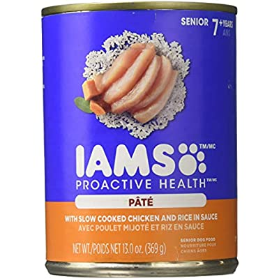 Iams 12.3OZ Chicken Dog Food