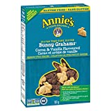Annie's Homegrown Gluten Free Cocoa & Vanilla  Bunny Cookies, 191 Grams