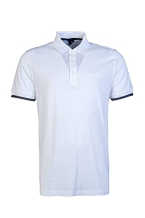 9c0b0a25c BOSS Hugo Men Short Sleeve Polo Shirt PHILLIPSON 38 50391545  Amazon.co.uk   Clothing