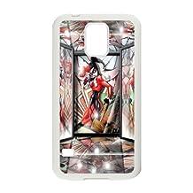 Samsung Galaxy S5 Phone Case Harley Quinn VV77769010