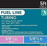 LDR 516 F385 3/8-Inch ID 5-Feet Bag Fuel Line