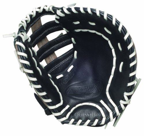 UPC 044277836634, Louisville Slugger HXFB TPX Helix First Base 13-Inch Mitt (Right-Handed Throw)