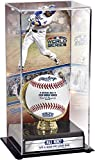 Sports Memorabilia Max Muncy Los Angeles Dodgers 2018 World Series Game 3 Walkoff Home Run Sublimated Display Case with Image
