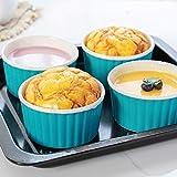 Krokori Ceramic Souffle Dishes Souffle Cups