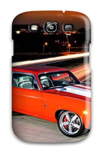 Shayna Somer's Shop Galaxy S3 Case Slim [ultra Fit] Muscle Car Protective Case Cover