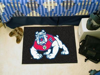 Fresno State Baseball Rug - Fanmats Fresno State Bulldogs Starter Mat