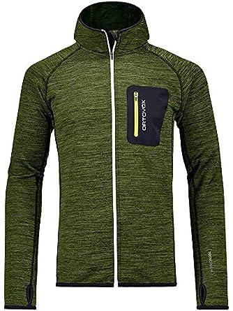 Ortovox Herren Fleeceelange Hoody Jacket