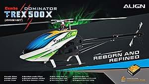 ALIGN RH50E18XW T-REX 500X Combo