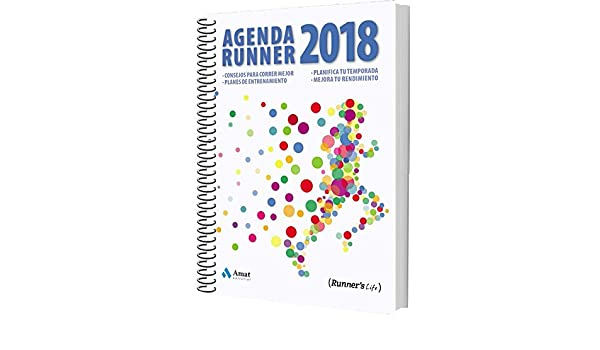 Agenda Runner Castellano 2018: Amat Editorial: Amazon.es ...