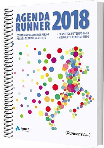 Agenda Runner Castellano 2018: 9788497359788: Amazon.com: Books