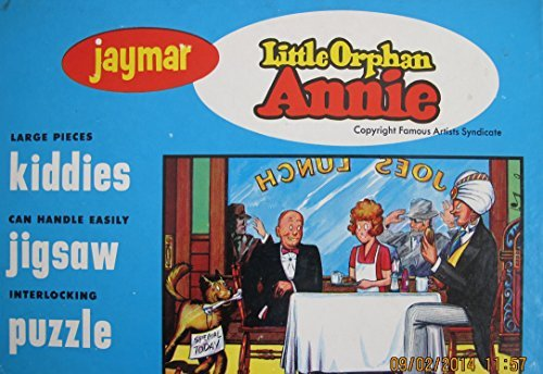 Jaymar LITTLE ORPHAN ANNIE
