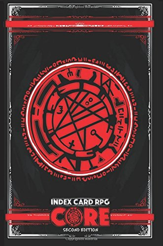 Index Card RPG Core: Second Edition