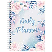 Lauret Blanc Win The Day Gratitude Journal with to Do List- A5 Size Daily Planner, 80 GSM, 160 Pages. Plan for 80 Days.