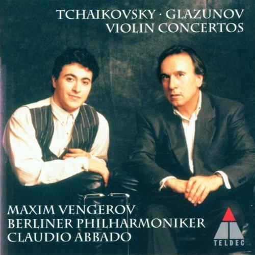 Tchaikovsky: Violin Concerto / Glazunov: Violin Concerto ()