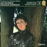The Hyperion Schubert Edition 3 / Ann Murray, Graham Johnson
