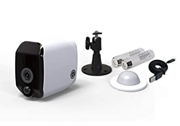 Dadvu DV-JYBS909 - Cámara de vigilancia WiFi, HD 1080p, 2 ...