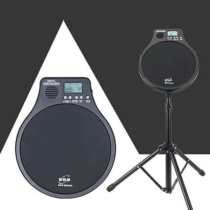 Yalatan Practique la almohadilla electrónica del tambor, el modo ...