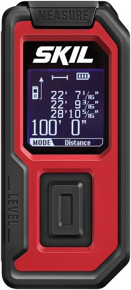 SKIL 100 ft. best Laser Measurer & Digital Level - ME981901