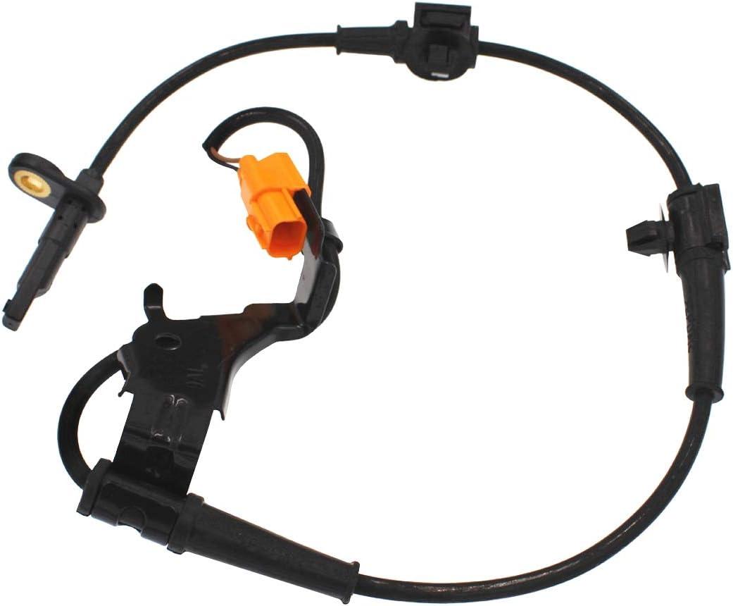 ETOOW Front Left ABS Sensor Wheel Speed Sensor 57455-SCV-A01 Compatible with Honda Element 2003-2011