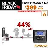 Konova Timelapse / Smart Pan Tilt Motion Controller Bundle A