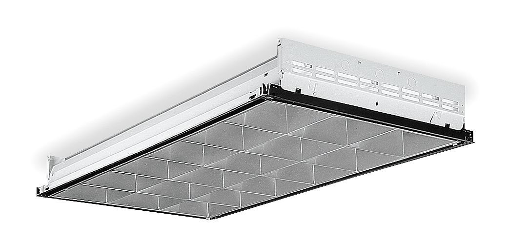 Recessed Troffer, F32T8, 85W, 120-277V by ACUITY LITHONIA
