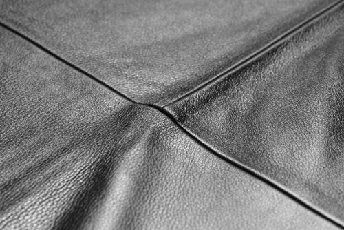Strict Leather Leather Fitted Sheet, King by Strict Leather