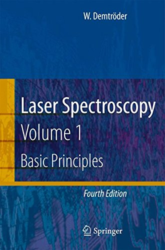 Laser Spectroscopy: Vol. 1: Basic Principles
