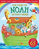 The Story of Noah Activity Book, Michelle Medlock Adams, 0824956605
