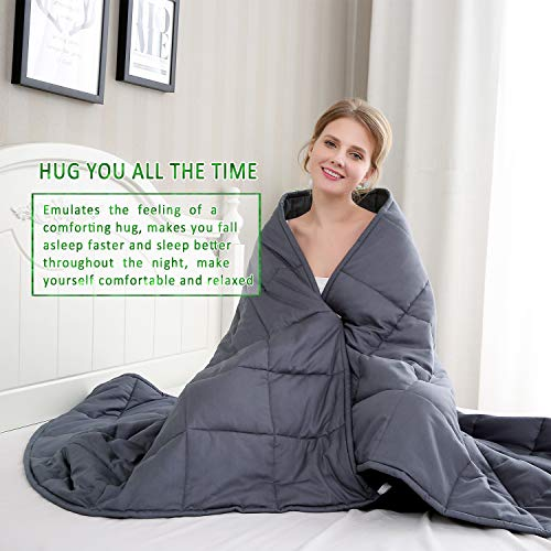 Amy Garden Weighted Blanket for Bed Blankets