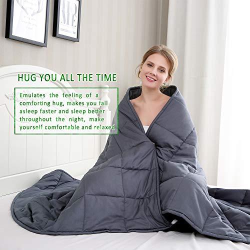 Amy Weighted Blanket for Kids Children Heavy Blanket
