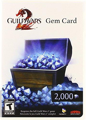Guild Wars 2 Gem Card -