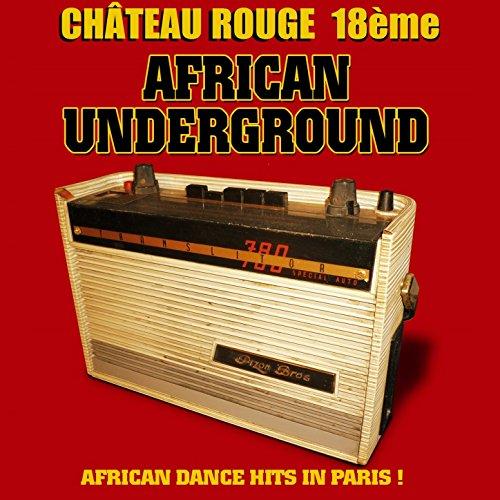 Château Rouge, 18ème: Underground