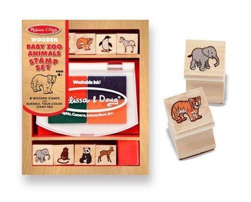 Animals Melissa Doug Scratch Mini Pad