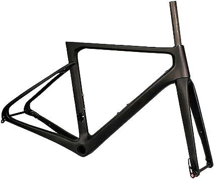 Wenhu Cuadro de Carbono Freno de Disco Cuadro de Bicicleta de ...