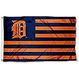 MLB Detroit Tigers Nation Flag 3x5 Banner