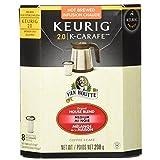 Van Houtte Original House Blend Single Serve Keurig Certified K-Carafe pods for Keurig brewers, 8 Count