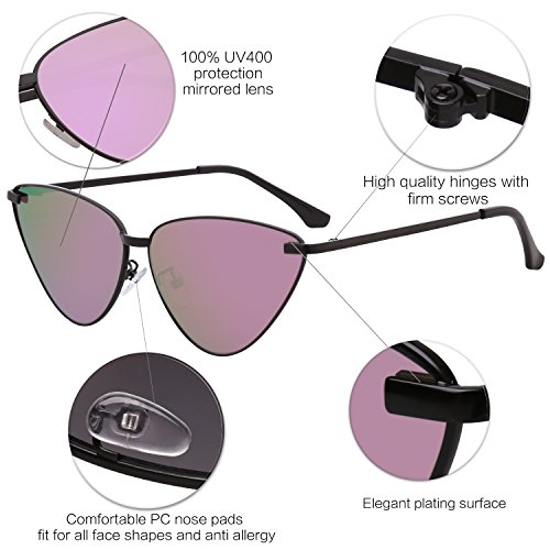 a58633bb1153 Sunglasses   Accessories   Girls   Clothing Shoes And Jewelry ...