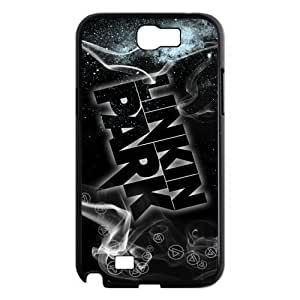 Custom Linkin Park Hard Back Cover Case for Samsung Galaxy Note 2 NT120 by ruishername