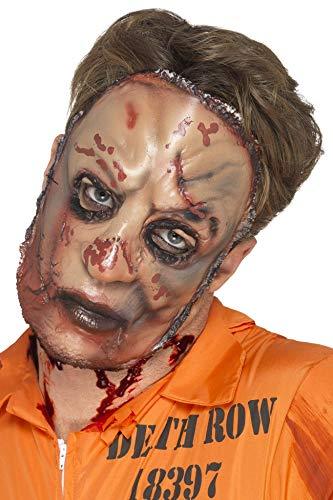 Scary Zombie Flesh Mask Halloween Costume